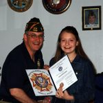 VFW Youth Awards Presentation 5