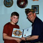 VFW Youth Awards Presentation 6