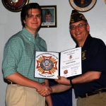 VFW Youth Awards Presentation 2