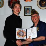 VFW Youth Awards Presentation 1