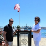 Balboa Island Artwalk Delights!