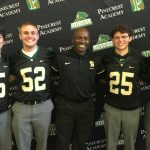 Pinecrest Welcomes Coach Mathis