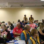 Greater West Asheville Centennial Lions Charter Night 3