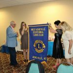 Greater West Asheville Centennial Lions Charter Night 1