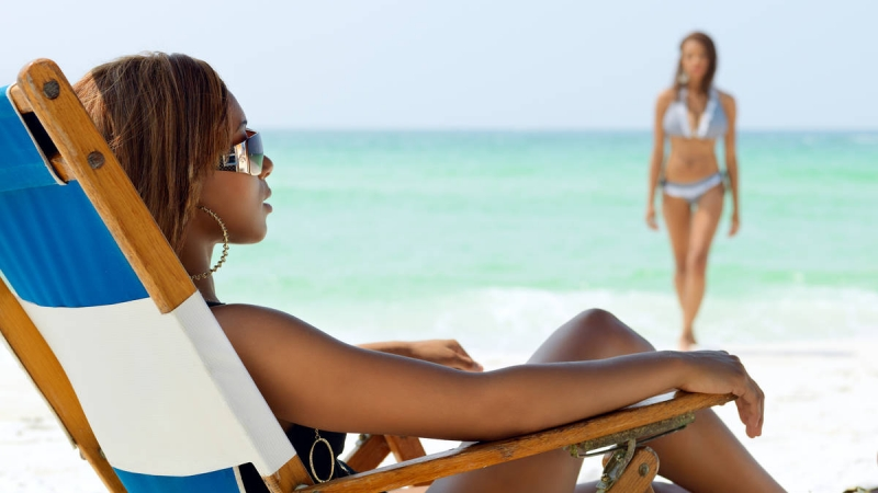 The Surprising Effects of Sun on Dark Skin
