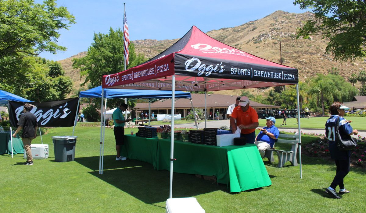 Oggi's 2nd Annual Charity Celebrity Golf Tournament 7