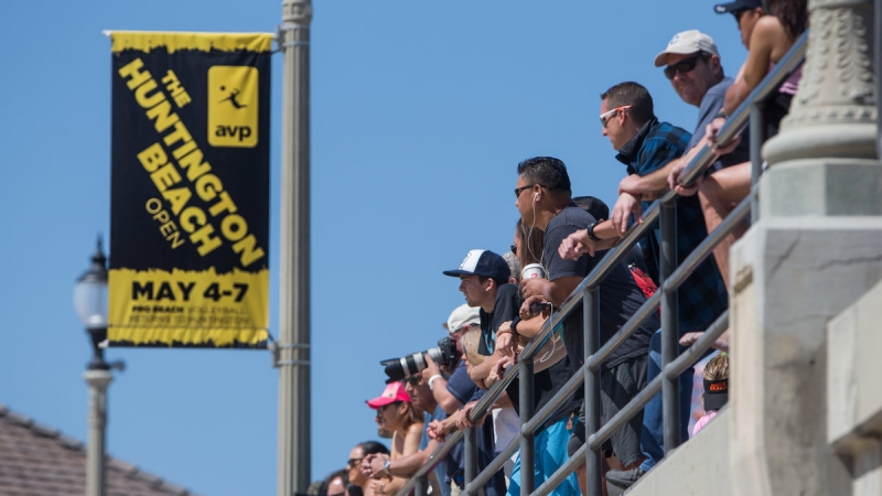 Surf City USA Kicks Off AVP's 2017 Season 6
