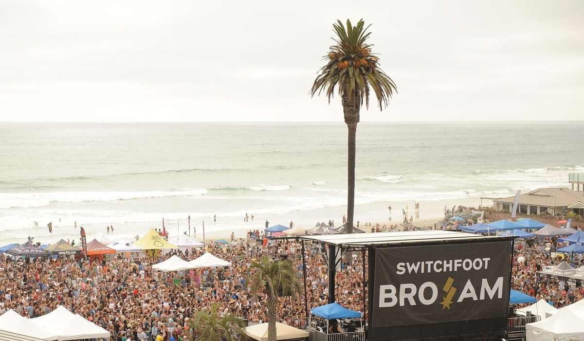 Switchfoot's BRO-AM Beach Fest 7