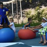 Courtney's SandCastle Joins 'Fun on the Run' bringing learning program for special needs children 6