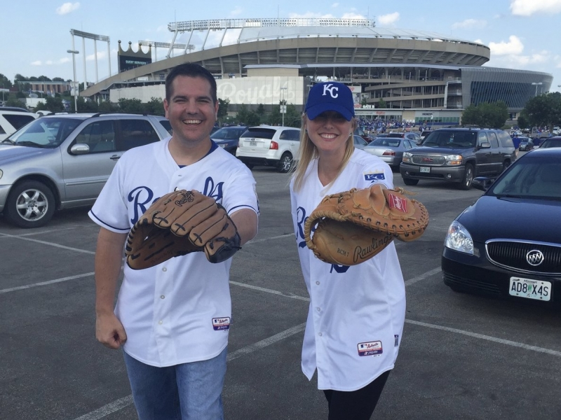 The Seventh Annual Edward Jones Day at The K 4