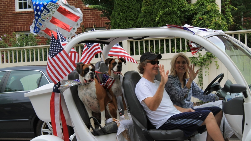 Westhaven Independence Day Parade 6
