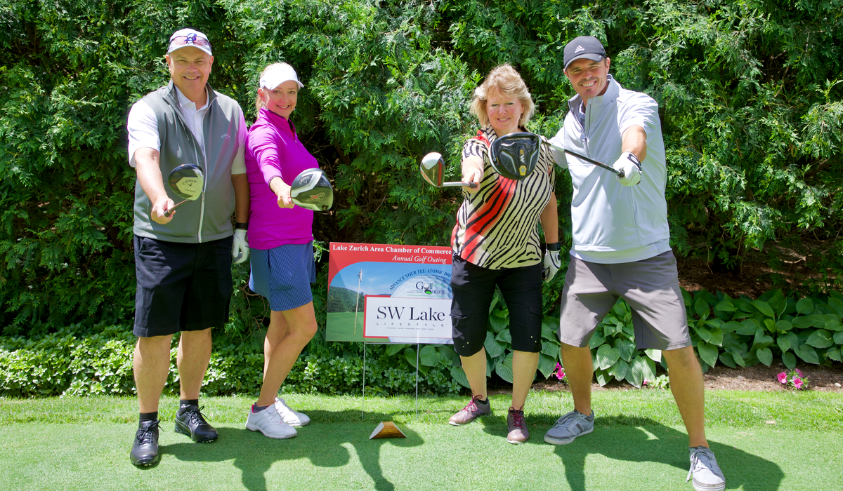 Lake Zurich Chamber 33rd Annual Golf Outing 9