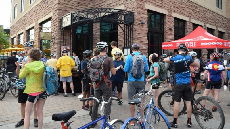 Bike to Work Day at St Julien Hotel & Spa 5