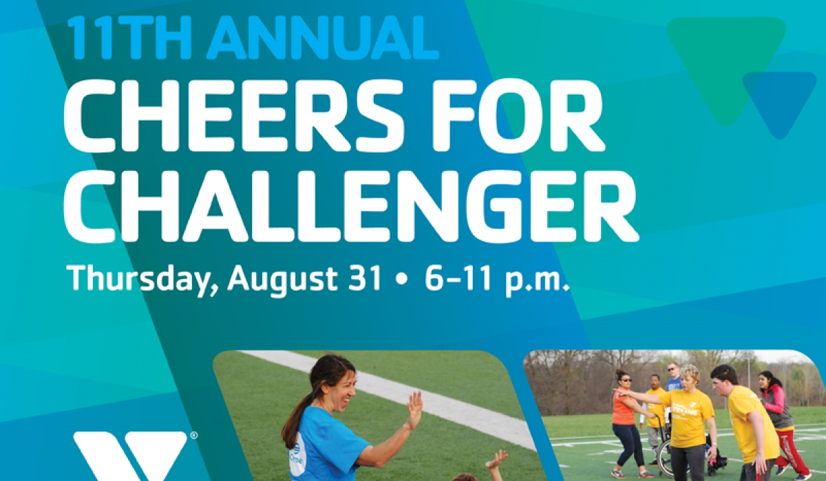 YMCA Cheers for Challenger Presented by Teva