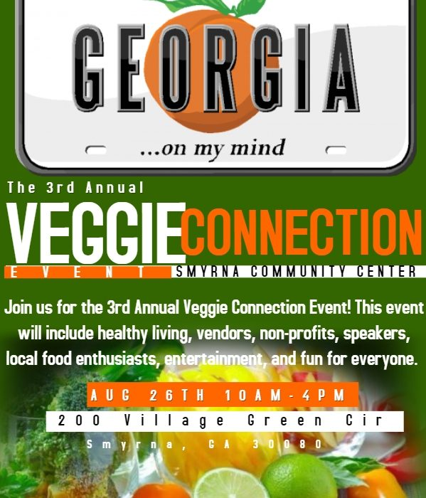 The 3rd Annual Veggie Connection Event