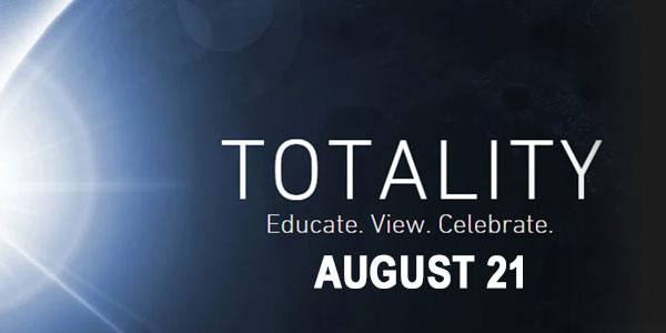 Totality Solar Eclipse