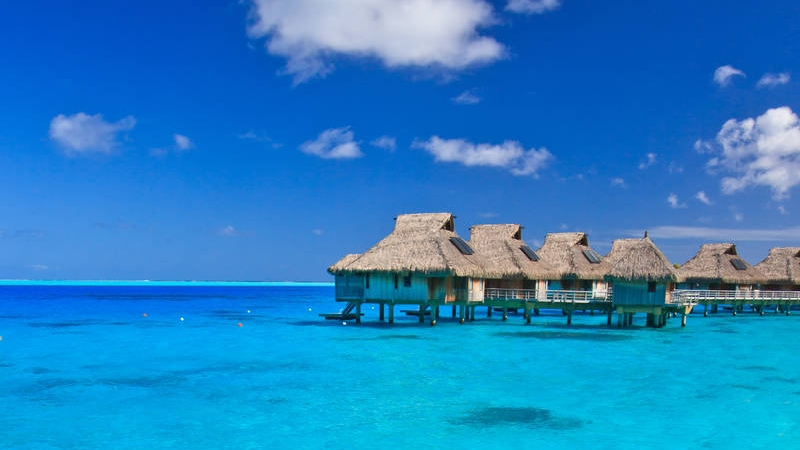 Escape to French Polynesia