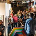 LOCAL BUSINESS OWNER AND ARTIST OPENS GALLERY IN NORTH BEACH 2
