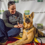 Fourth annual Paws and Pints La Jolla 1
