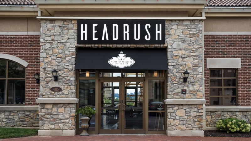 Headrush Roasters brews up coffee and tea for the Northland 16