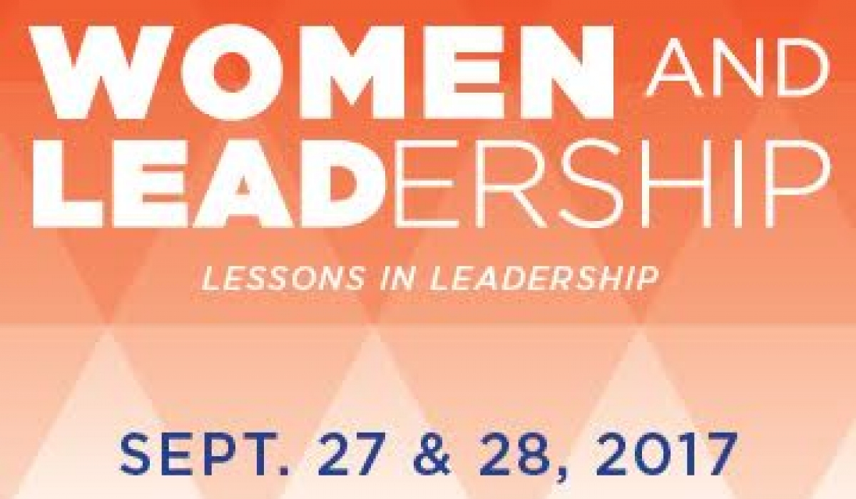 Women and Leadership Conference