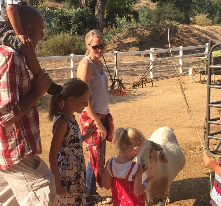 A Barnyard Bash Brings Neighbors Together 7