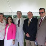 Groundbreaking Ceremony for the new Mount Pleasant Library 12