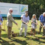 Groundbreaking Ceremony for the new Mount Pleasant Library 9