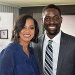 The Alma G. Davis Foundation Presents 8th Annual Dinner for Divas Hosted by Sterling K. Brown and Benefitting Survivors of Domestic Violence 3