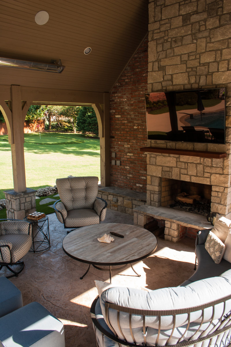 Pool House Project – Tulsa Lifestyle Magazine