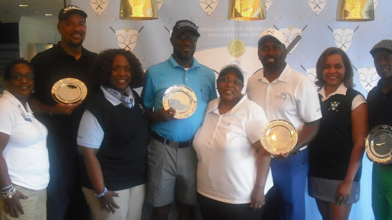 NAASC-Atlanta Chapter Raised Over $50,000 at Spelman Blue on the Greens 12