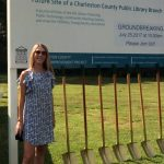 Groundbreaking Ceremony for the new Mount Pleasant Library 4