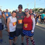 Cape Coral Red, White & Boom 2017-Freedom 5K 2