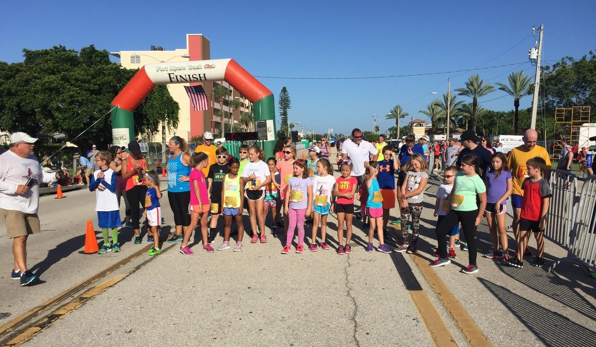 Cape Coral Red, White & Boom 2017-Freedom 5K 13