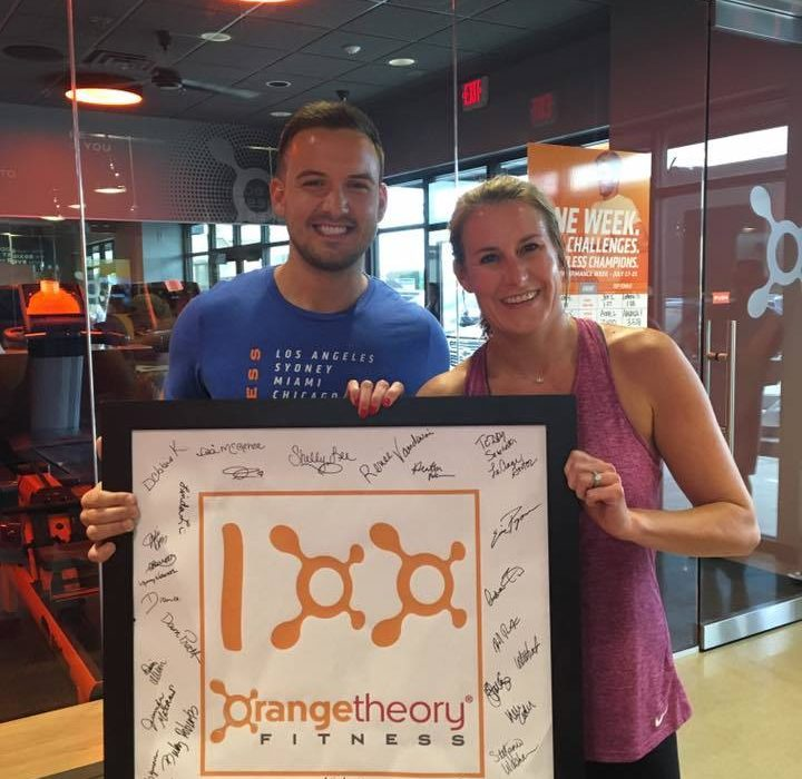 Congrats to Orangetheory Fitness Inductees 2