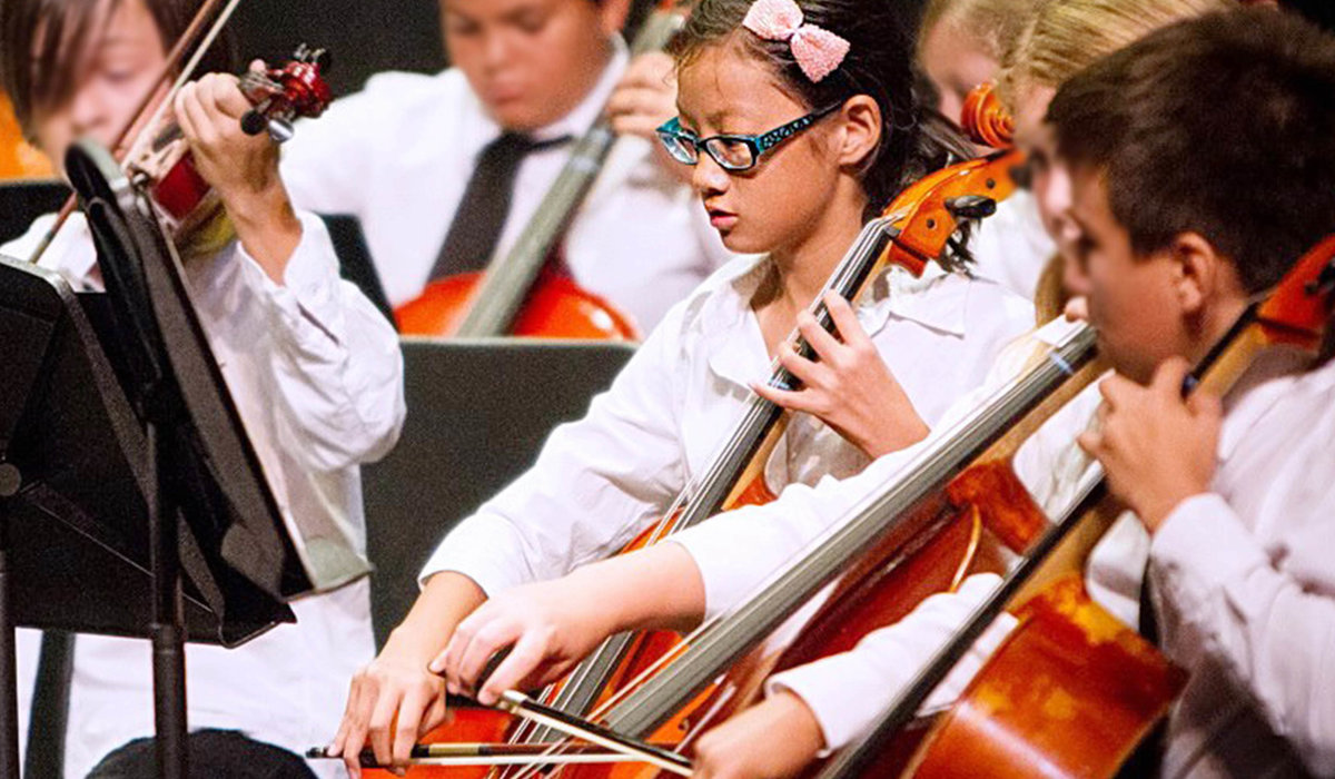 Carlsbad Educational Foundation Supports Music!