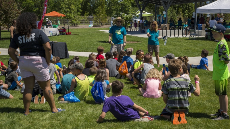 Fourth Annual Kids in Motion Health and Fitness Fair 7
