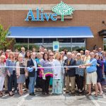Alive Hospice Ribbon-Cutting