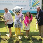 Groundbreaking Ceremony for the new Mount Pleasant Library 11