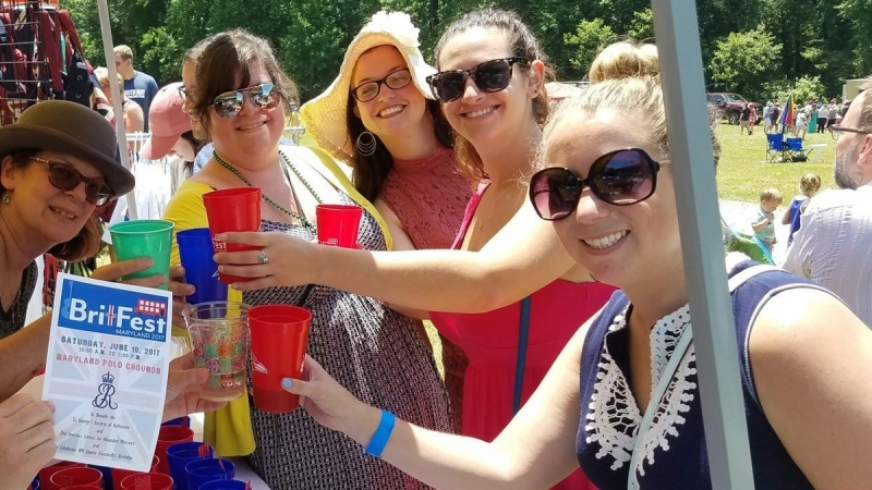 Inaugural BritFest enjoys lovely weather and good times! 8