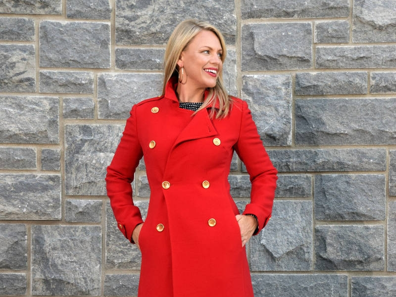 Fall Into The Perfect Coat