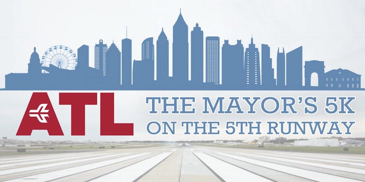 ATL Mayors 5K on the Fifth Runway