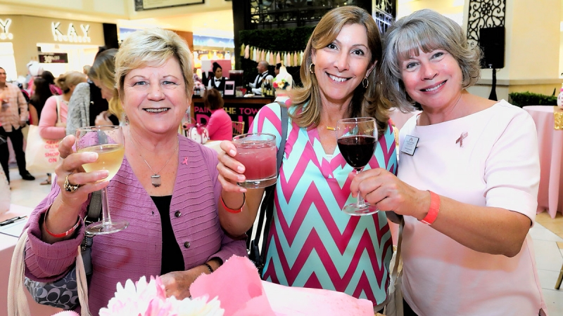 Cancer Support Community Paints the Town Pink 3