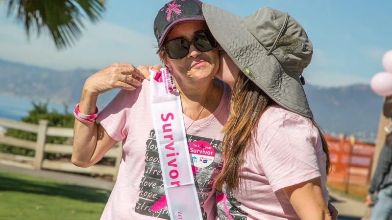 Locals Unite to Make Strides Against Breast Cancer 9