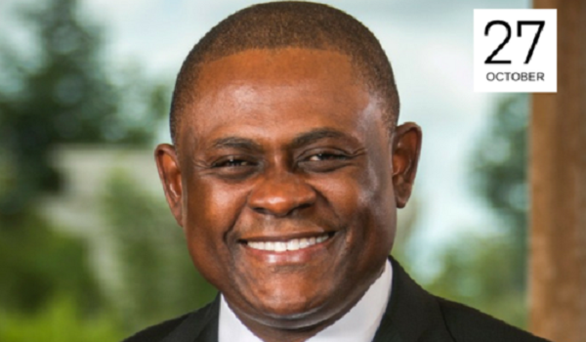 Dr. Bennet Omalu: Don't Break the Rules; Change the Game