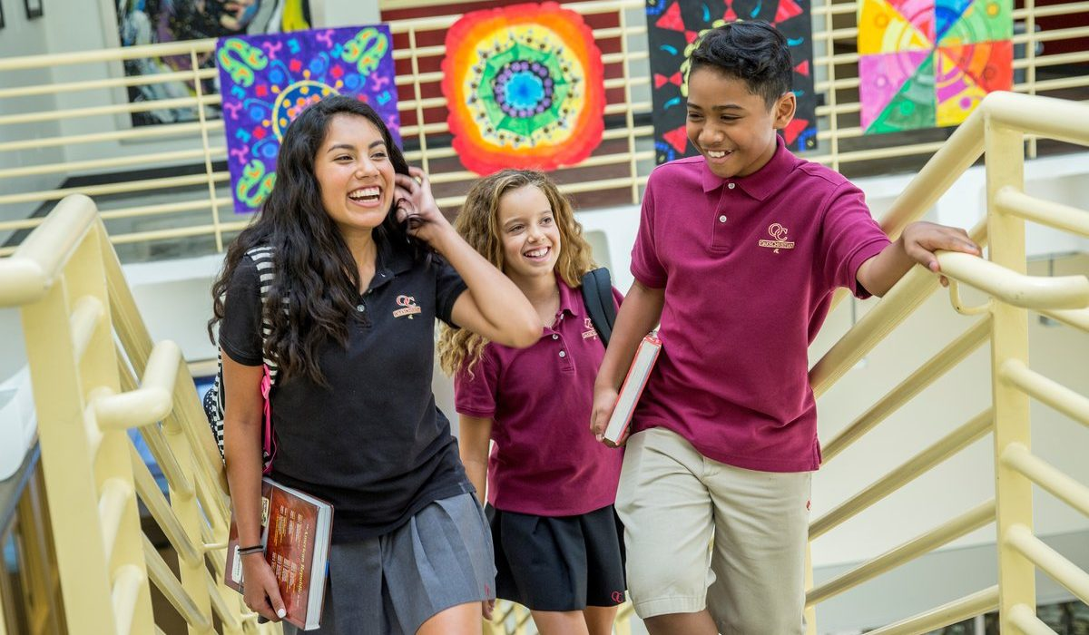Oaks Christian Students Boast 100% College Acceptance Rate 2