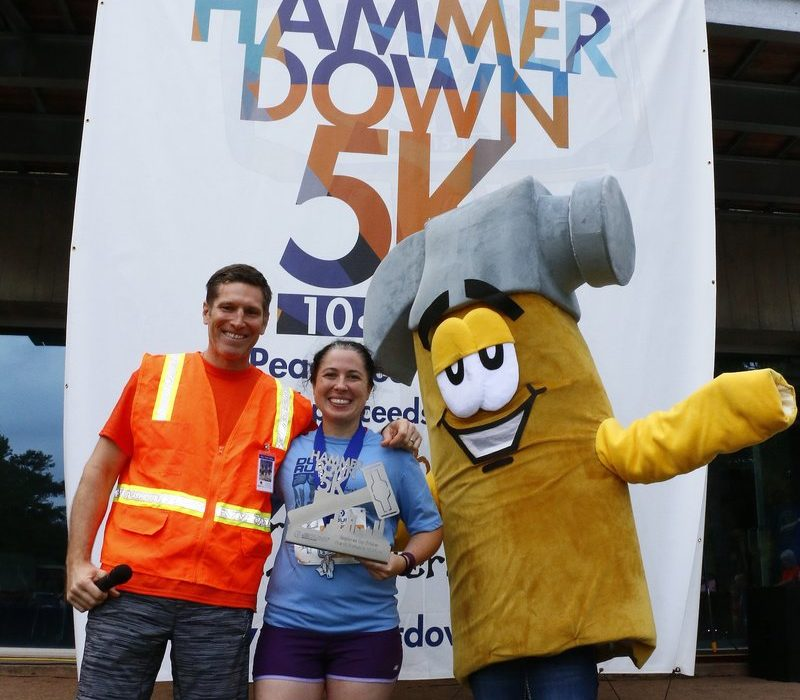 Seventh Annual JE Dunn Hammer Down 5K
