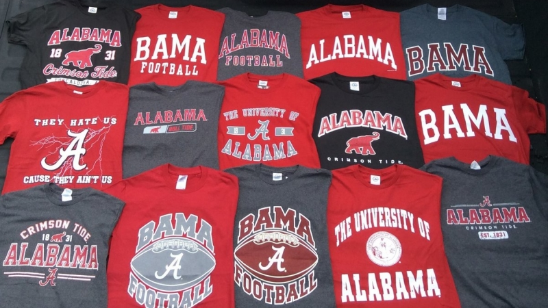 Alabama Football Fans 16