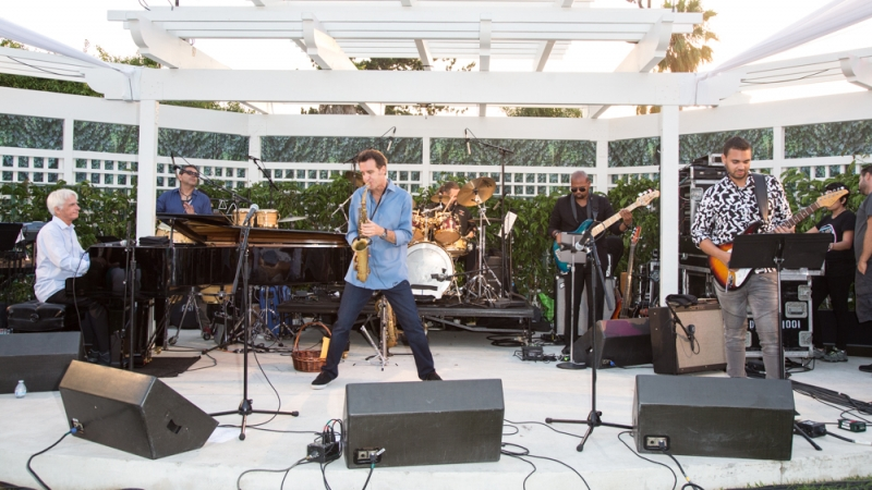 Eric Marienthal and Friends Jazz Concert Draws 1,000+ Guests 5