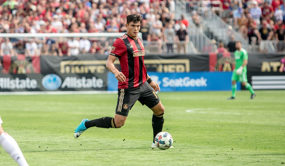 Buckhead Welcomes Vazquez